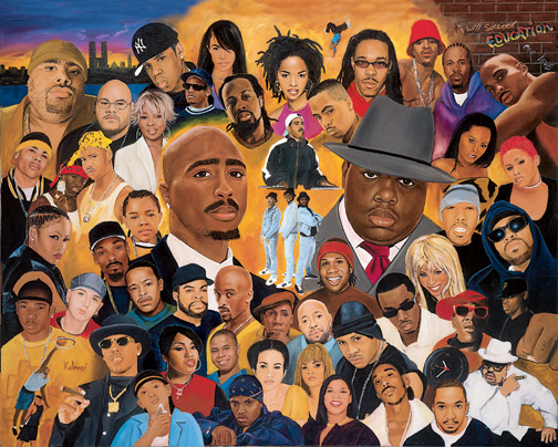Hip hop pop culture essay